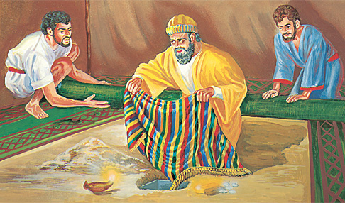 A Thief in Israel My Book of Bible Stories